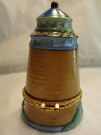 Lighthouse trinket box