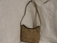 Nine West Leopard Print Pouch Bag Purse
