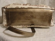 Kathy Van Zeeland Fifth Avenue Purse