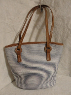 Saint John's Bay Bucket Style Handbag Purse Bag